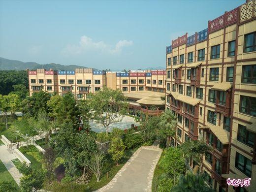 香港ディズニーランド ディズニー・エクスプローラーズ・ロッジ