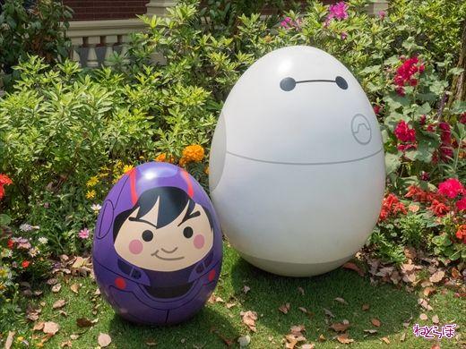 香港ディズニーランド ベイマックス