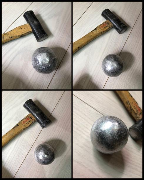 アルミホイル アルミホイル玉 アルミ玉 球