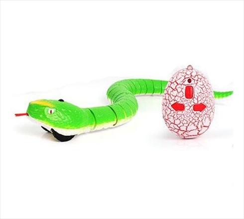 ヘビ ラジコン