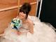「素敵なタイミング」 野村祐希と熱愛報道のIVAN、ウエディングドレス姿公開にファンから祝福の声