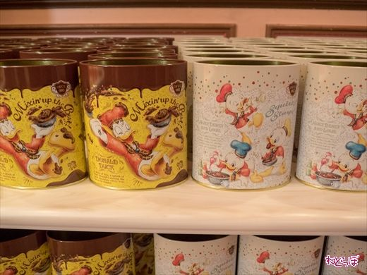 東京ディズニーリゾート 35周年 チョコレートクランチ