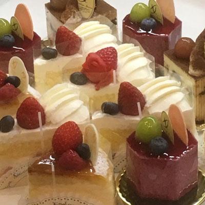 釈迦ケーキ