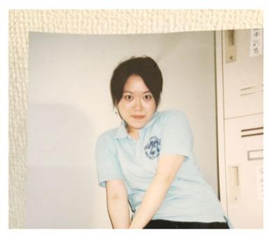 ニッチェ 江上敬子 15年前 写真 縮毛