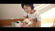 竹内結子 草なぎ剛 フレンチブルドッグ クルミちゃん キヤノン EOS ミラーレスカメラ 黄泉がえり 僕と妻の1778の物語 SingTuyo