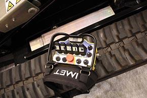 レスキューロボ EVシフト バッテリー切れ ヤマモトロックマシン レッカー