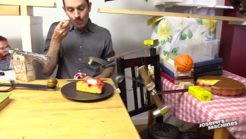 YouTuber ケーキ ピタゴラスイッチ