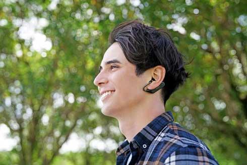 Xperia Ear Duo ソニー デュアルリスニング イヤフォン ヘッドセット