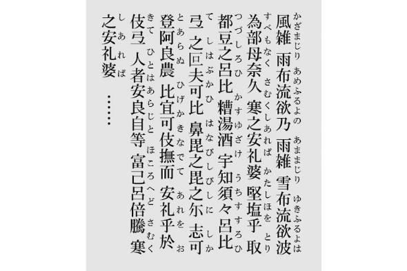 読める、読めるぞ……!?  古文書研究入門