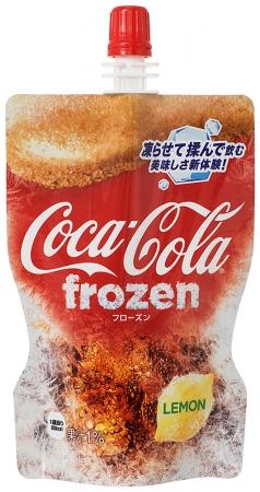 「コカ・コーラ フローズン レモン」商品画像