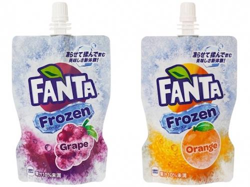 「ファンタ フローズン」商品画像