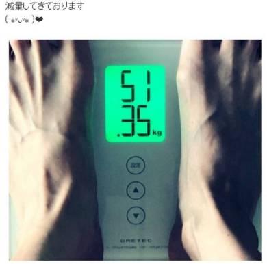 高橋真麻 体重 ダイエット 食事