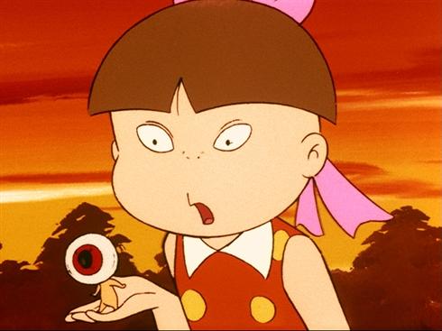 「ゲゲゲの鬼太郎」新ねこ娘の身長が話題に 背景のレンガから身長算出を試みるファンも 東映「ねこ娘の身長は……」