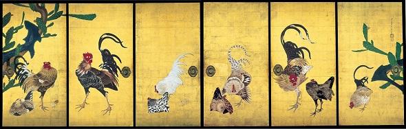 名作誕生つながる日本美術展