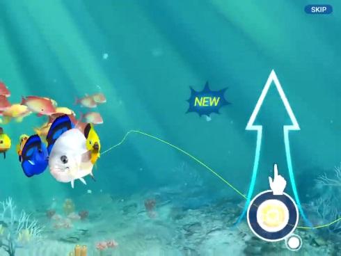 フィッシングストライク ネットマーブル 釣り ホホジロザメ