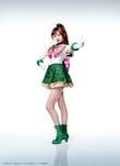 乃木坂46 美少女戦士セーラームーン セーラー戦士 梅澤美波 セーラージュピター セラミュ
