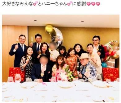 神田うの 誕生日 家族 夫 ブログ Instagram