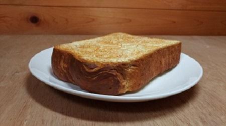 木彫りトースト