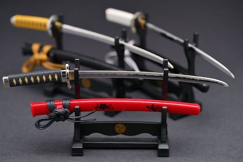 ペーパーナイフ 日本刀 ニッケン刃物