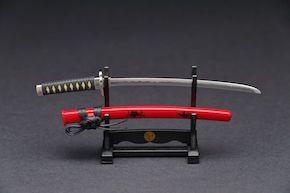 ペーパーナイフ 日本刀 和泉守兼定