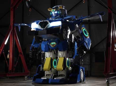 乗用 人型変形ロボット J-deite RIDE 大河原邦男