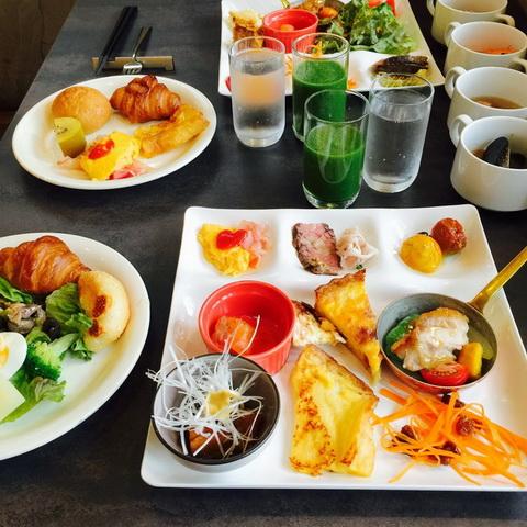 朝食のおいしいホテル ホテルピエナ神戸