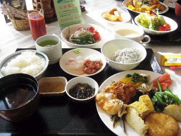 朝食のおいしいホテル 金沢 彩の庭ホテル