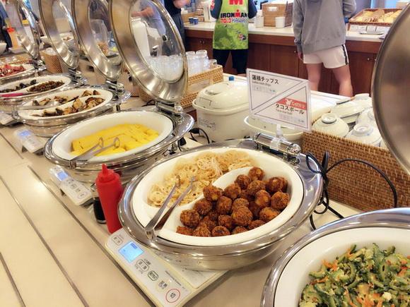 朝食のおいしいホテル ベッセルホテル石垣島