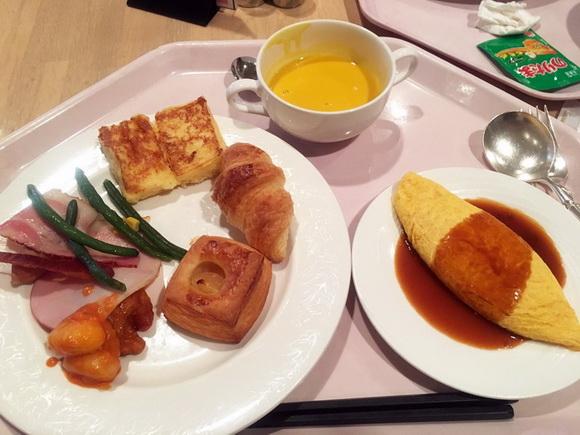朝食のおいしいホテル ホテルオークラ東京ベイ