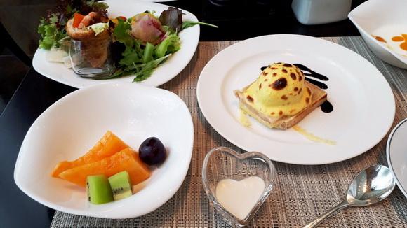 朝食のおいしいホテル 東京ステーションホテル
