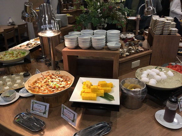 朝食のおいしいホテル ホテルルートインGrand旭川駅前