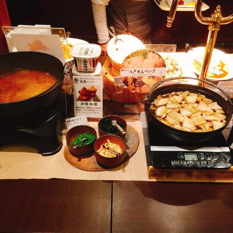 朝食のおいしいホテル ホテルJALシティ青森