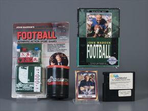 ビデオゲームの殿堂 John Madden Football