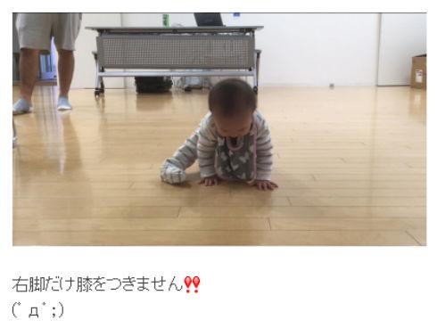金田朋子 声優 森渉 千笑 赤ちゃん ハイハイ 子育て
