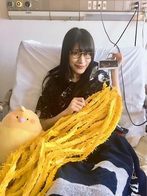 猪狩ともか 脊髄損傷 入院 退院 麻痺 事故 ブログ 仮面女子