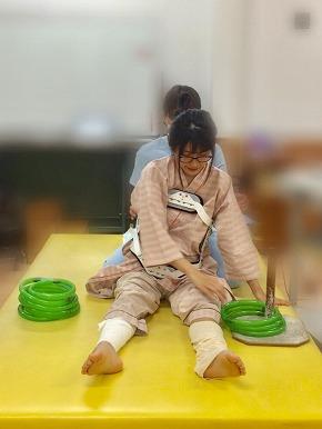 猪狩ともか 脊髄損傷 入院 退院 麻痺 事故 ブログ 仮面女子 リハビリ
