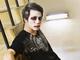 ハリウッドの撮影ですか? 田村淳のイケメンすぎる白塗りにファン「ジョーカーぽくてかっけー!」