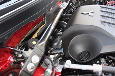 SUV 三菱 エクリプスクロス 試乗 C-HR ヴェゼル CX-3 ジューク