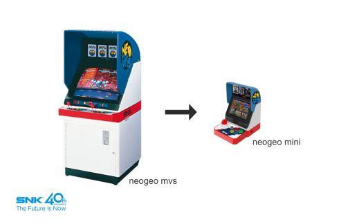 neogeo mini snk kof ネオジオ ミニ