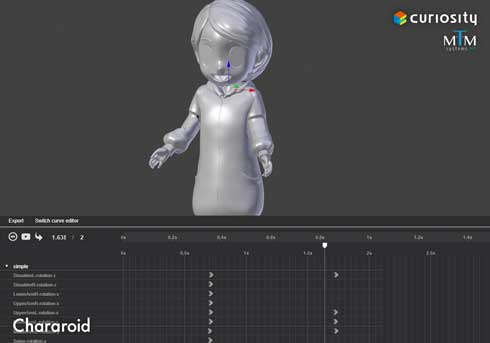Chararoid キャラロイド キャラクター ロボット オーダーメイド