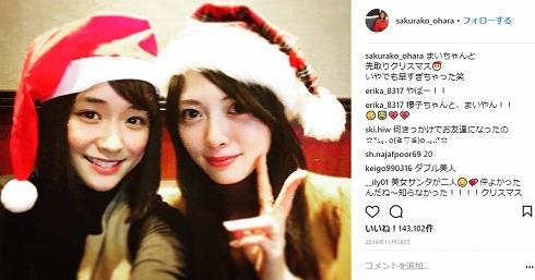 白石麻衣 大原櫻子 Mステ 乃木坂46 共演 関係 クリスマス