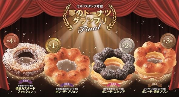 限定 ミスド 期間 【ミスド】新作はあのチーズタルト『BAKE』と『クロッカンシュー ザクザク』とのコラボ!!7月2日から発売