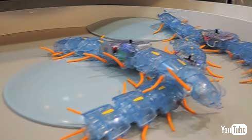 タミヤ ムカデ ロボット 工作セット