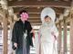 「結婚式はまだなのですが…」 菊地亜美、白無垢&色打掛の前撮り艶ショットを公開