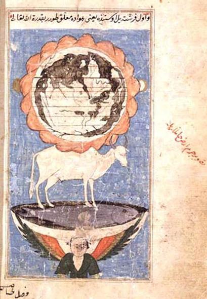 ベヒーモス、リヴァイアサンから成立したバハムート