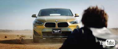 BMW X2とご体面