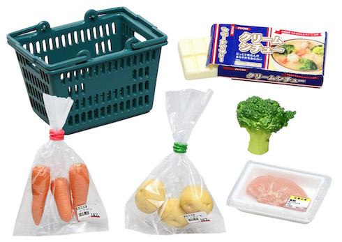 ミニチュア スーパーマーケット シチュー