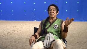 ジャッキー・チェン 星のドラゴンクエスト ギガ感謝祭 ドラクエ 星ドラ CM 武闘家