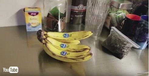 木彫りバナナ 動画