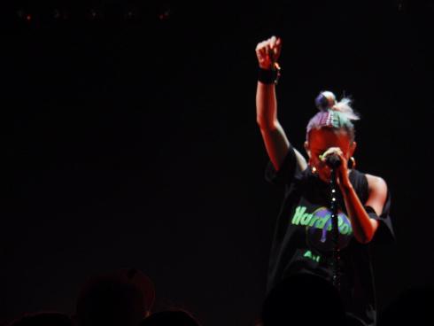 倖田來未 ライブ LIVE 函館 club COCOA